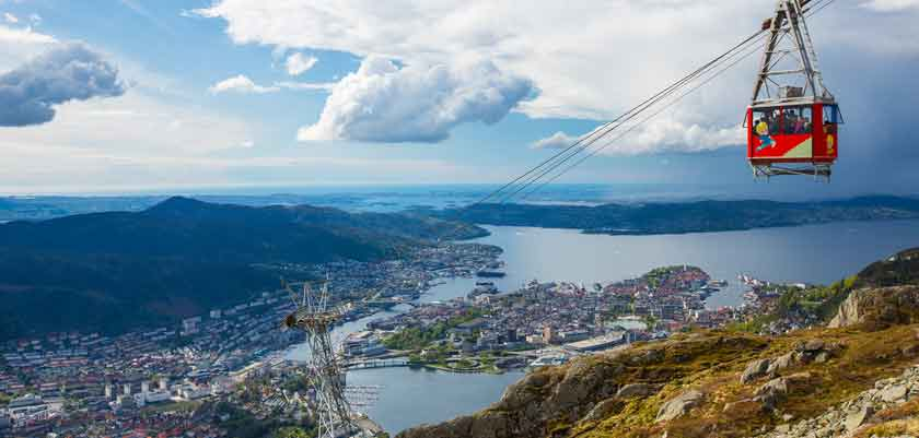 Bergen Ulriksbanen cable-car.jpg